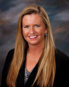 Portrait of Jennifer S. Jensen, QKA